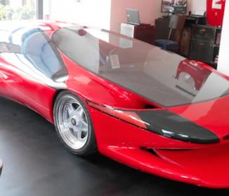 ボンネビル最速記録を打ち立てたフェラーリ「テスタ ドーロ コラーニ」が売り出し中!