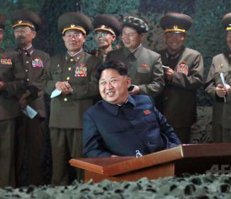 北朝鮮「米帝を切り刻め」 朝鮮戦争65年で世界に呼び掛け