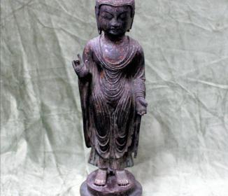 盗難の仏像1体、韓国から日本へ 対馬に18日到着予定