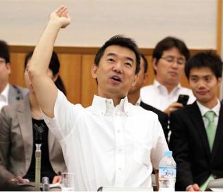 橋下氏再対決「都構想の対案と明記せよ」、柳本氏「都構想という幻想にまだいる」初回から批判合戦