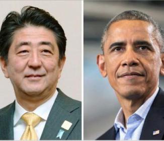 日米首脳がツイッターでやりとり、訪米めぐり互いに謝意