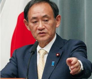 菅官房長官:韓国の反発批判 世界遺産登録で