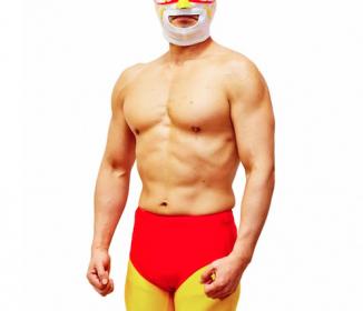 松本人志が謎のマスクマンに変身、プロレス会場でバレるか検証