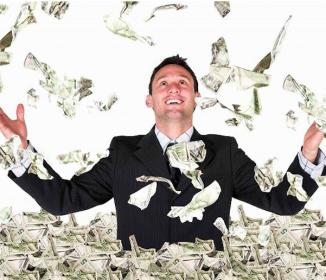 宝クジで4億円当たった男性、井戸を掘る!