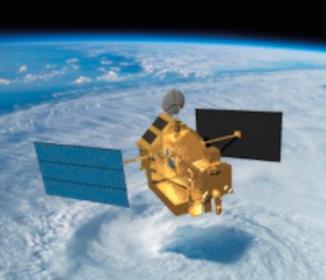 日米降雨衛星、16日落下へ 地上に一部到達の可能性