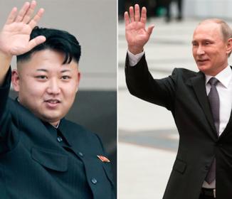 """金正恩が来月ロシア訪問 日本はアジアの""""ガラパゴス""""になる!"""