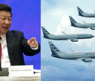 中国がボーイングの航空機300機「爆買い」