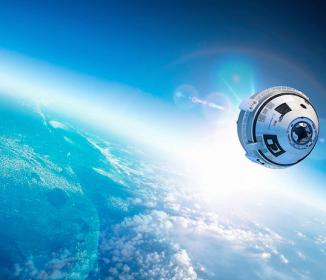 ボーイングが開発する有人宇宙船の名称が「スターライナー」に決定、2017年の打ち上げを予定