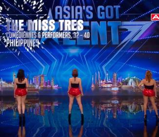 審査員の前で歌い始めたその瞬間……誰もが仰天! セクシー美女3人組が披露した圧巻パフォーマンスに鳥肌が止まらないっ!!