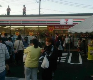 セブンイレブンが島根県松江市に初出店「行列がヤバい」