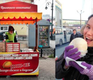 韓国系ロシア人、日本の肉まんをアレンジして販売→ロシア人「うめえええ」→ファストフードの定番