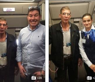 【和やか過ぎ】エジプトハイジャック犯と写真を撮ってみた!海外で大反響!