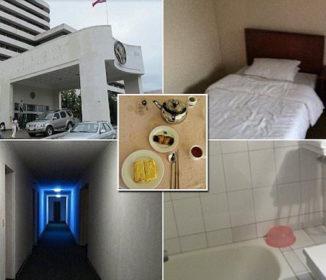 【無慈悲過ぎ!!】北朝鮮の6つ星ホテルが刑務所だと話題に!!