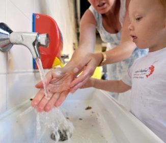 【これはヤバイ】 「抗菌石鹸を使わないと子供が病気になる」 → むしろ健康に悪影響、販売禁止命令