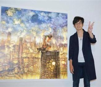 【朗報】キンコン西野の作品が1000万円で売れる