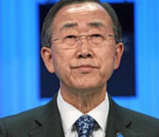 トランプ氏が潘基文国連事務総長を無視 面談の約束も破棄