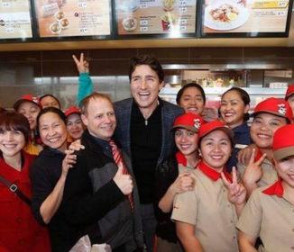 カナダ首相「ウチは移民さん大歓迎ですよ!」【海外反応】