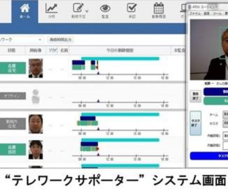 キヤノン、在宅勤務者をカメラで監視して勤務時間に反映する、いかにも日本なシステムを発売