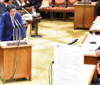 【民進党】安倍首相の辻元議員への言及を「侮辱だ」として抗議する方針