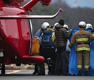 ヘリ墜落死亡事故 「優しいあの子を思い出すと涙止まらない」犠牲の甲田さん父