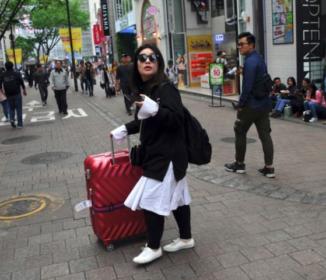 韓国への中国人観光客が激減、ミサイル配備に反発