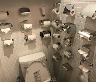 【衝撃】トイレに入った瞬間に大量にアレがあった話