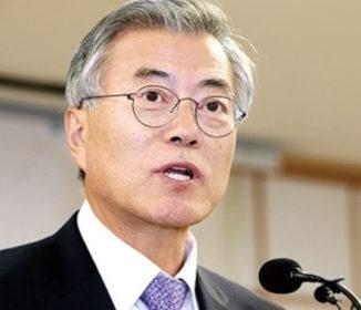 【朗報】韓国大統領選、反日反米従北の文在寅が独走維持