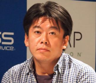 堀江貴文氏、香取慎吾の自撮りに「時代は変わった」
