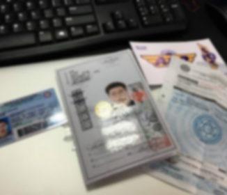 中国人観光客が偽免許証でレンタカー、日本で事故を起こしまくり!