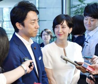 """【えぇ…】「小泉進次郎は""""見た目""""がいいから総理大臣になってほしい!」という女さんに「じゃあ阿部寛だったらもっといいね」と言った結果…"""