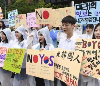 「NO日本」 韓国国民の本音はどこに?