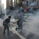 香港デモ、男子大学生が死亡=抗議活動に参加か