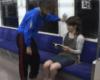 【悲報】電車の中で浮気を謝ってる女性がおった