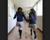 中学生にキス「真剣交際」と認定